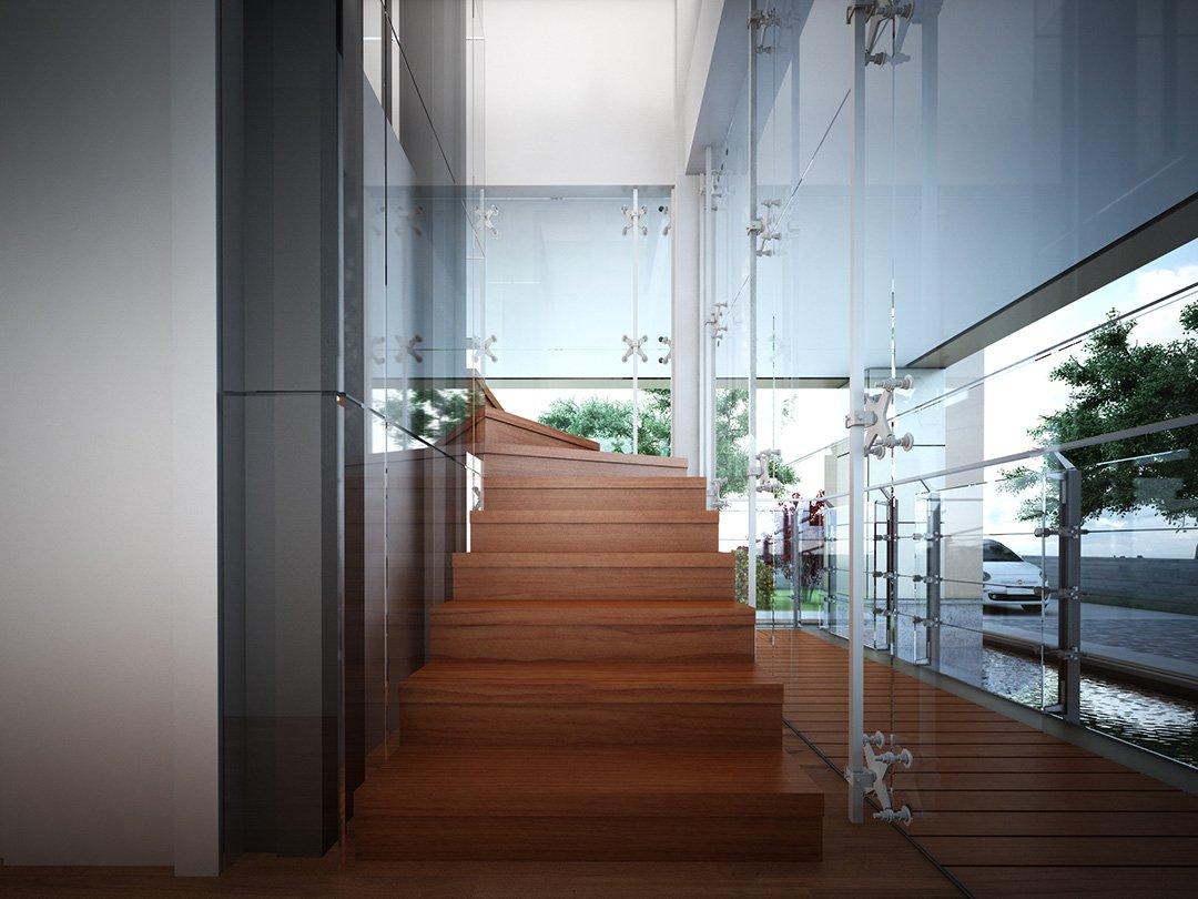 """Interno - 3D 2.0 Architectural Visualization / Portfolio """"Interno"""" - Render realizzato da Alberto Lamacchia"""